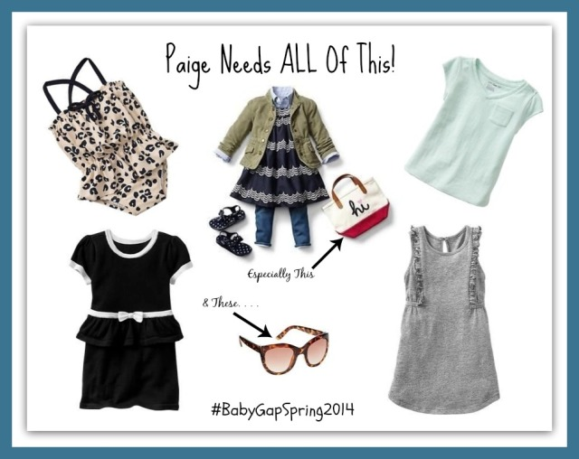 Baby Gap Ensemble