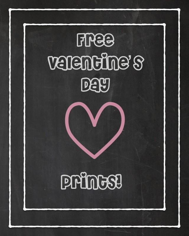 FREE V-day Prints